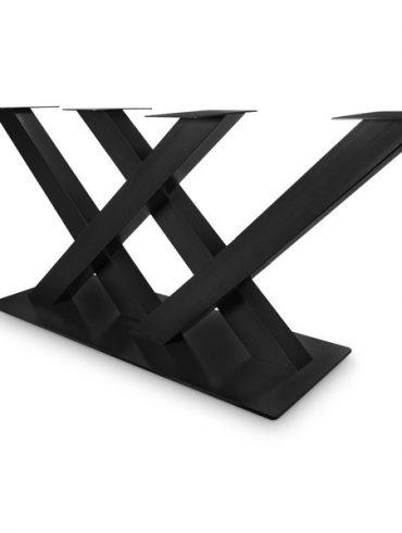 Tischgestell metall kaufen bei Eichenholzprofi